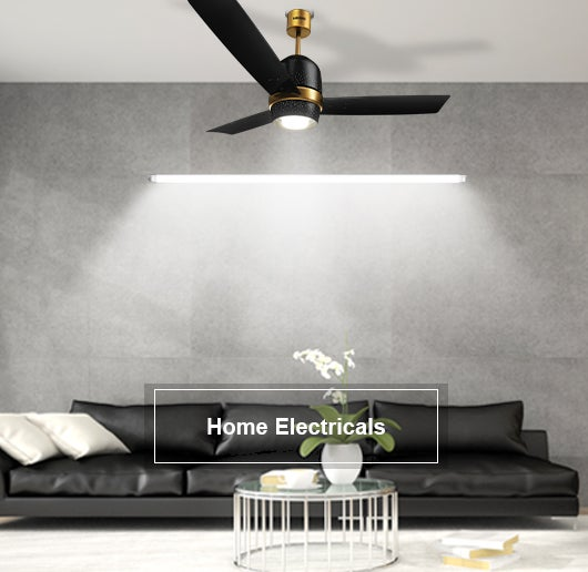 Home Electricals | Luminous India