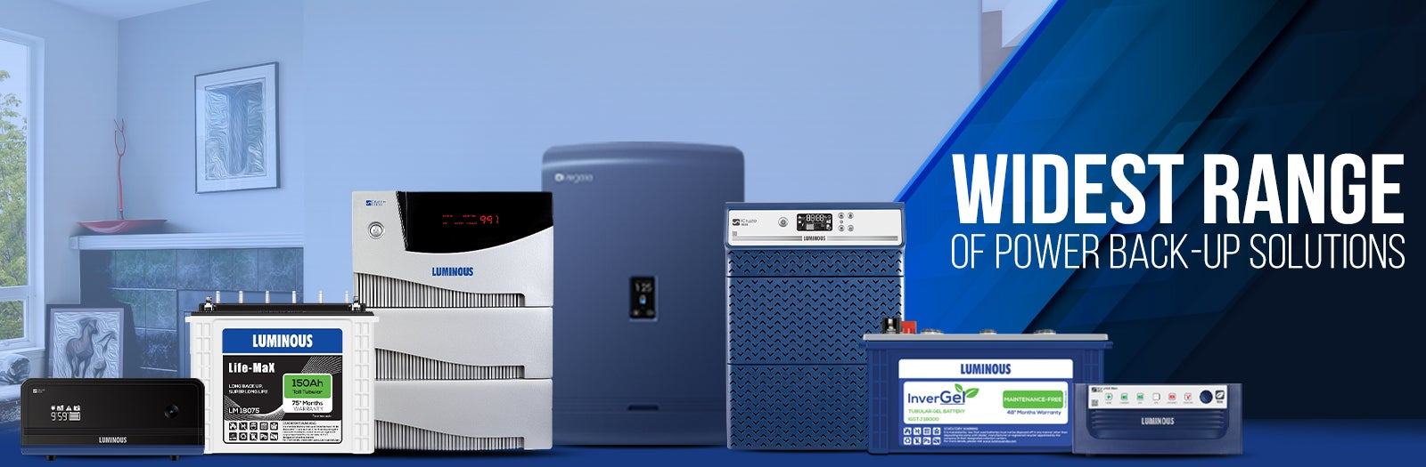 Home UPS and Inverter