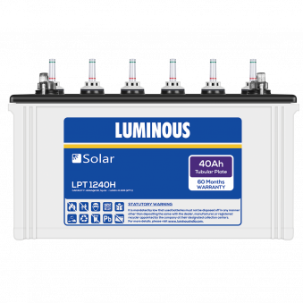 Solar Battery 40 Ah – LPT1240H