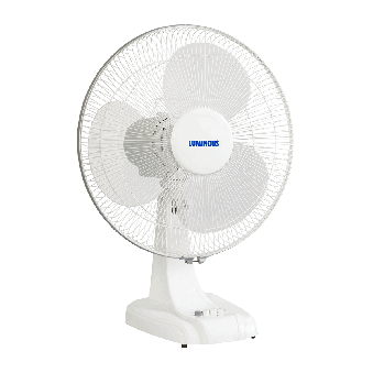 400 mm Mojo Plus White Table Fan HS
