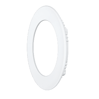 9W Round LED Panel (Cool White)