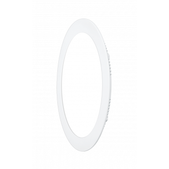 15W Round LED Panel (Cool White)