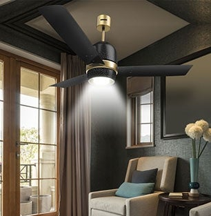 Best Ceiling Fans Just A Click Away