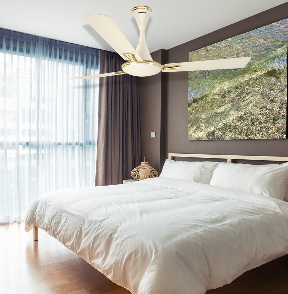 How Ceiling Fans Help Out in Cooling