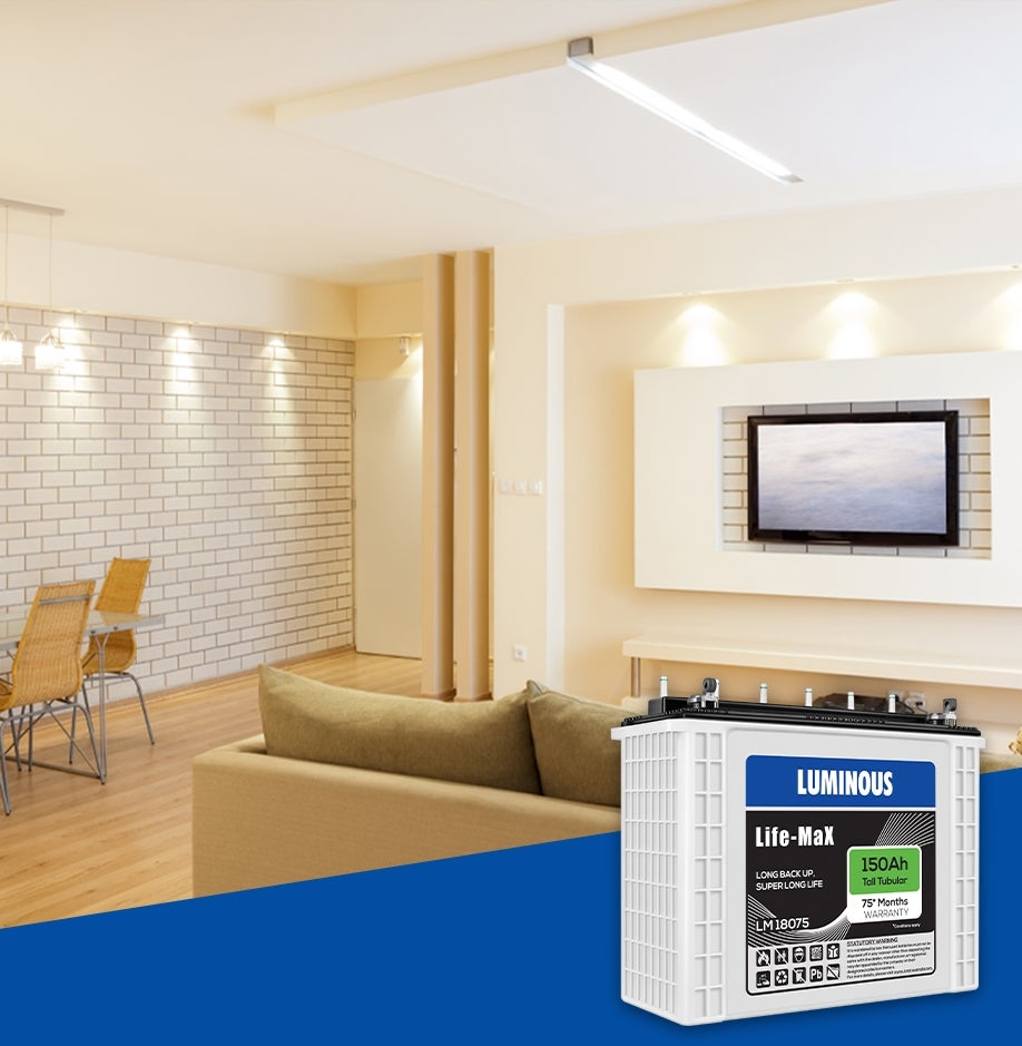 How to choose a reliable battery for your inverter?
