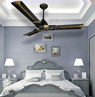 Luminous Fans bring a touch of culture to your homes