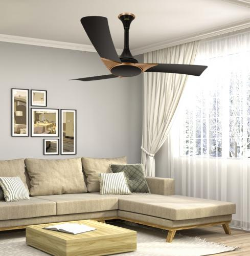 Why Do Most Ceiling Fans in India have 3 Blades