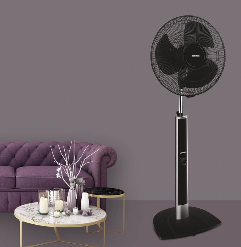 Why Every Home Must Have A Standing Fan