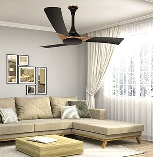 Blog - Why Do Most Ceiling Fans in India have 3 Blades